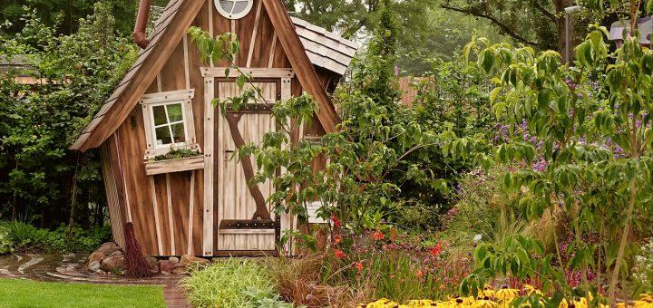 Gartenhaus errichtet? – Nicht erlaubt ohne Eigentümerbeschluss