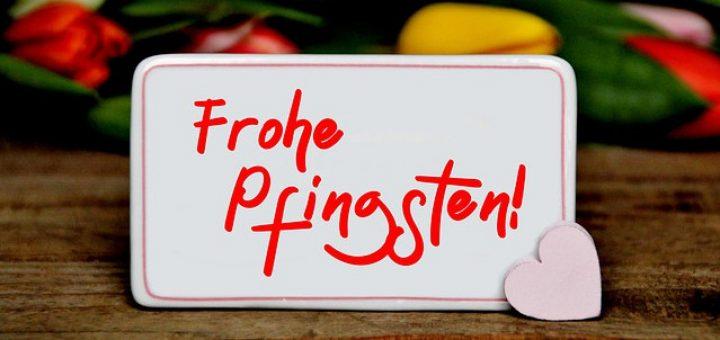 Veranstaltung Pfingstmontag
